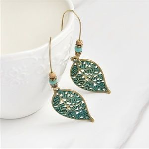 Handmade artisan Earrings, Hypoallergenic NWT